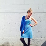 Blue – the most human color + #ThriftStyleThursday