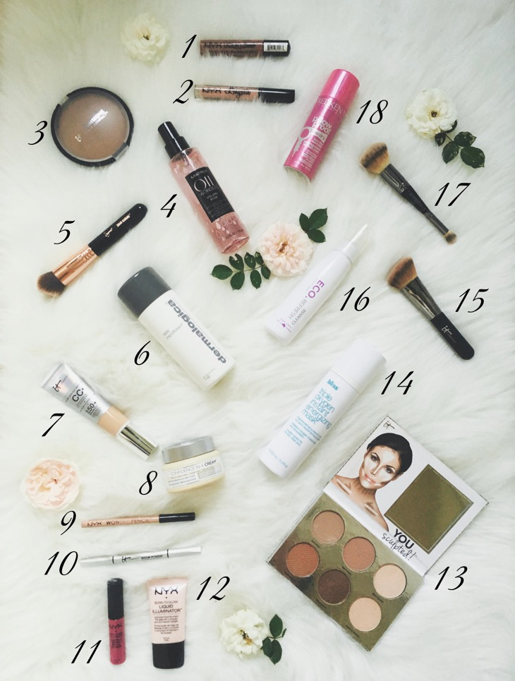 Beauty Favorites May