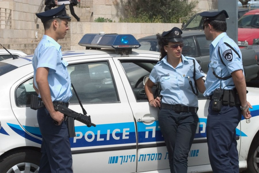 Israel_police_officers