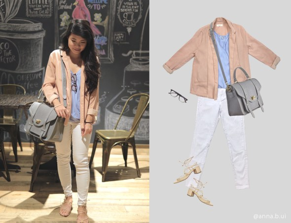 BeInspireful - Coffee Shop Outfit 2