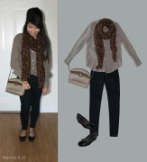 BeInspireful - Old Fall Outfit 2