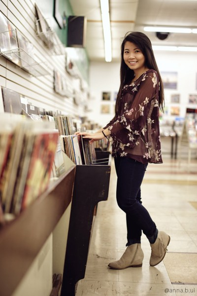BeInspireful - Record Store Outfit 11