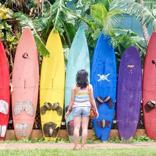 BeInspireful - Hawaii Colorful Surfboards 4.jpg