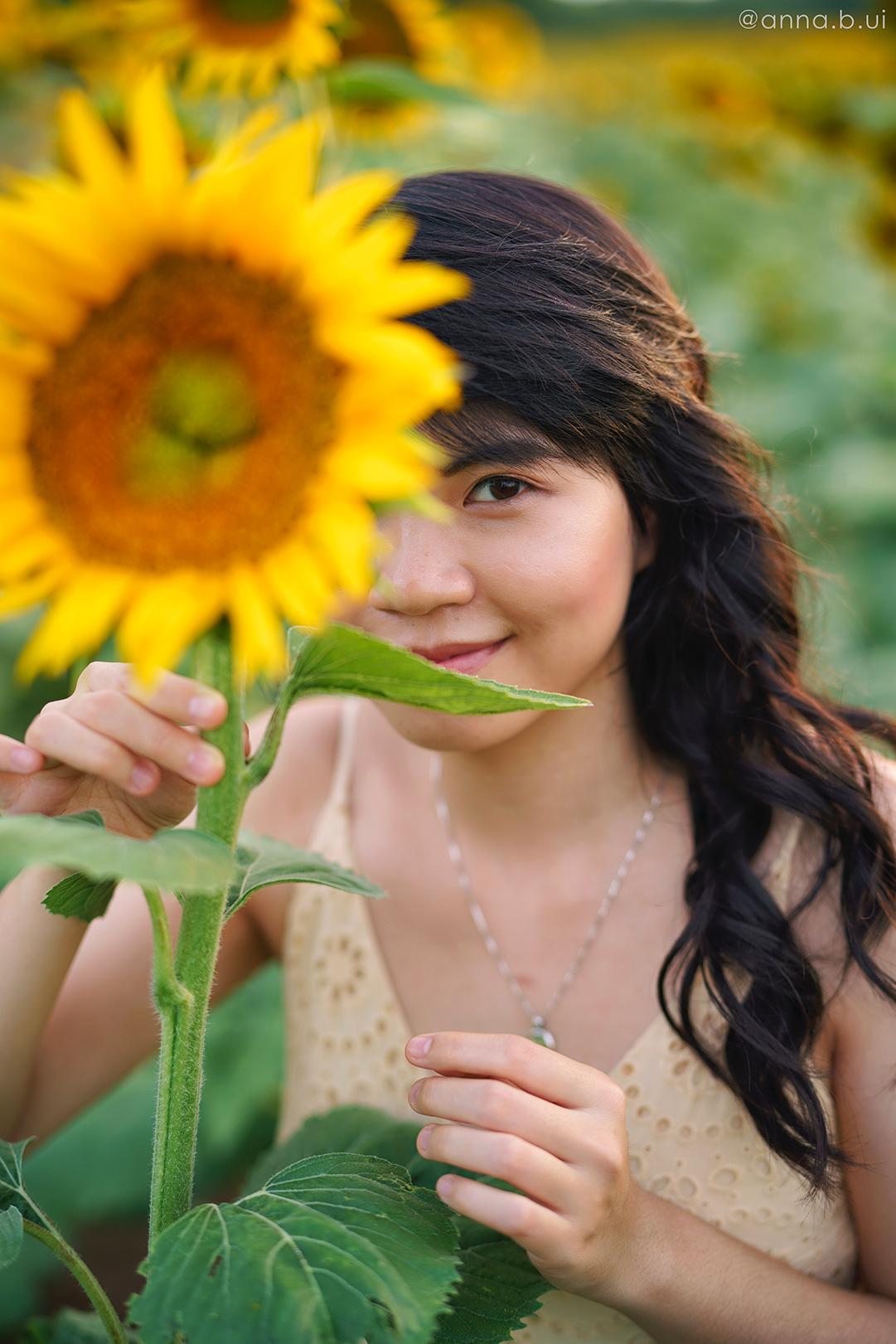 BeInspireful - Sunny Sunflower Field Yellow Dress 1 - export
