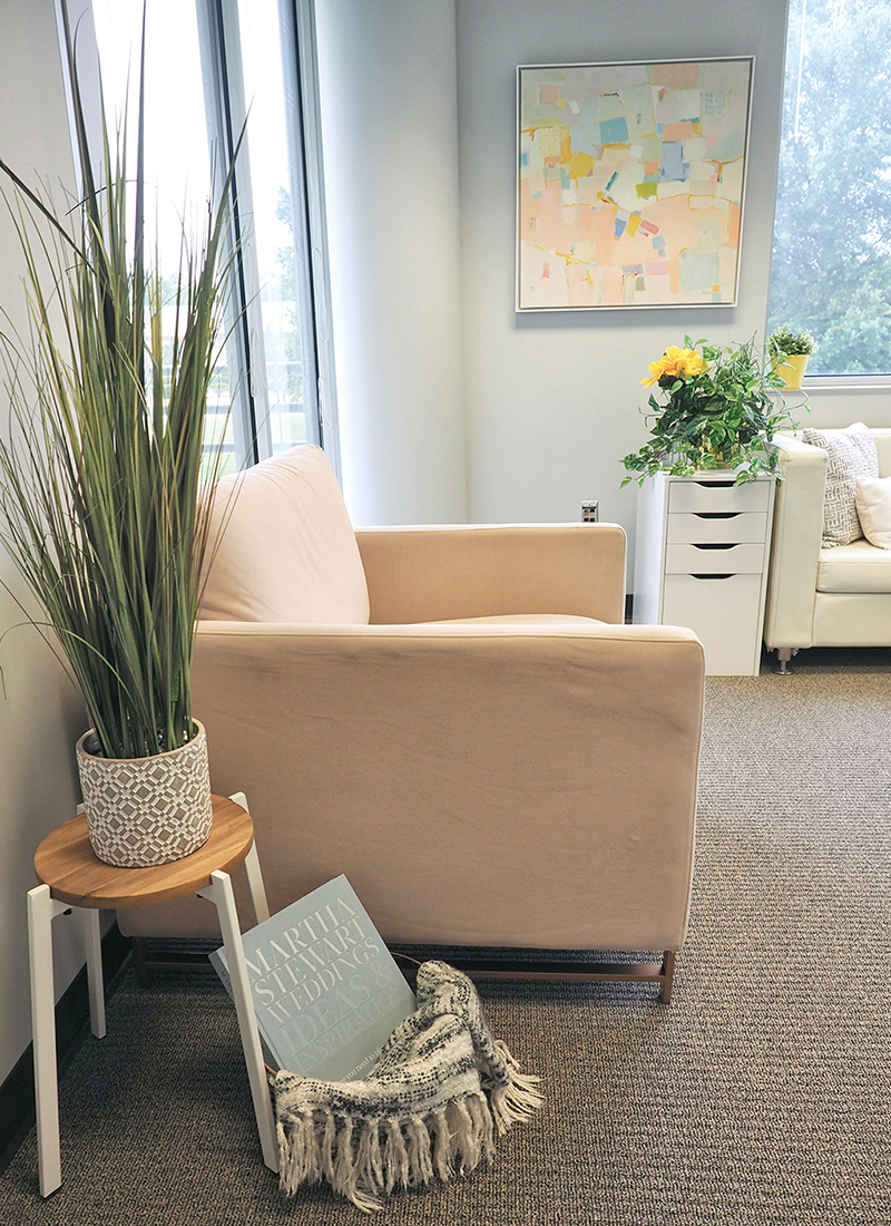 A Colorful Corporate Office Tour