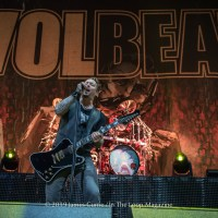 Volbeat @ Knotfest Hollywood Casino Amphitheatre