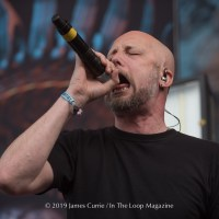 Meshuggah @ Chicago Open Air 2019