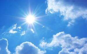 Fim de semana segue com cheirinho a verão e máximas a atingir os 30ºC