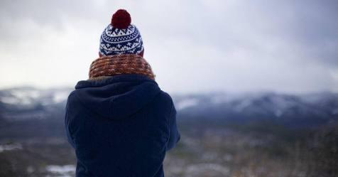 Chuva e frio regressam este fim-de-semana. Previsão de neve na Serra da Estrela