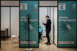 Covid-19: Portugal regista 373 contágios e 5 mortes nas últimas 24 horas