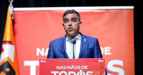 """Autárquicas: Líder do PSD reafirma apoio """"inequívoco"""" a presidente da Guarda"""