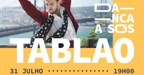 """Espetáculo de flamenco """"Dança a SÓS – TABLAO"""" em Almeida"""