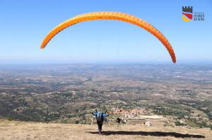 Festival Internacional de Parapente em Linhares da Beira