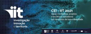 Inscrições para o Prémio CEI-IIT – Investigação, Inovação e Território na Guarda