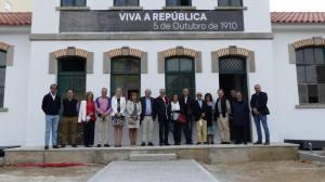 Município de Seia assinalou implantação da República no futuro Centro Interpretativo da República
