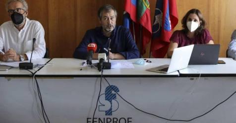 """OE2022: Fenprof """"chumba"""" proposta e rejeita aumento no ensino superior"""