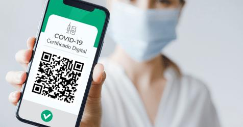 Covid-19: Visitas hospitalares devem apresentar certificado digital ou teste negativo