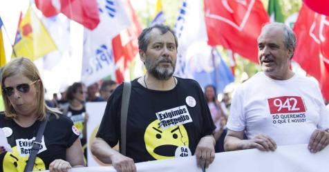 Fenprof e FNE convocam greve nacional de professores para 05 de novembro
