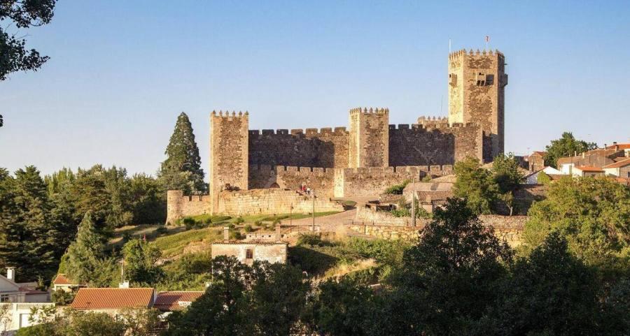 Concelho do Sabugal - Castelo de 5 Quinas