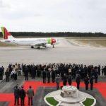 Base aérea de Monbte real foto Lusa