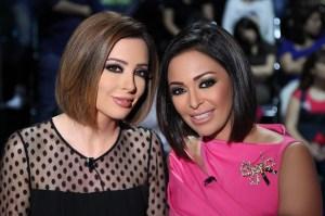 MBC1 Al Hokm -  Dalia El Beheri & Wafaa Al Kilani (1)