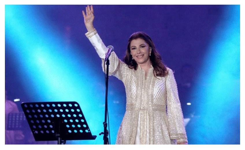 ماجدة الرومي - الارز - موقع بيروت