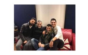 عمل يجمع بين محمد عساف و زياد برجي