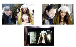 سيرين عبد النور وأول يوم تصوير
