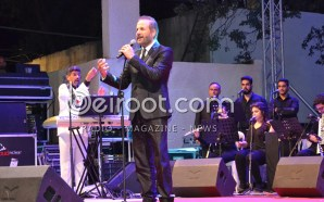 خوليو العرب غسان صليبا … المسرح فقد رونقه وهو بانتظار…