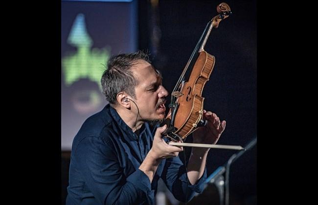 Violinist Luca Ciarla brings Mediterranean to Lebanon