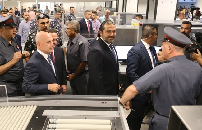 Up-to-date check-in process opened at Beirut airport