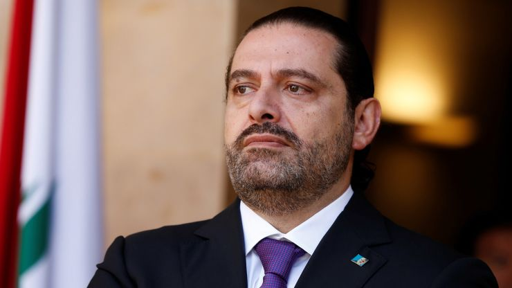 Lebanese Prime Minister Saad Hariri says he will resign amid anti-government protests