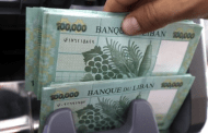 Lebanese pound slightly up for second straight day on govt hopes