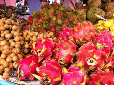 Dragonfruits, Melacca
