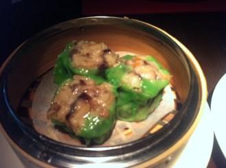 Tofu and Vegetable Dumpling