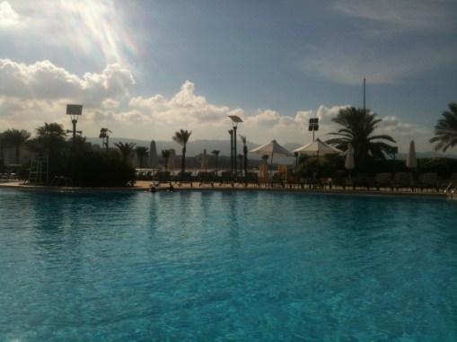 Movenpick swimming pool, Beirut