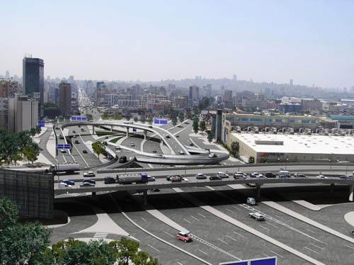Zalka new bridge