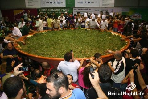 tabouleh record beirut lebanon