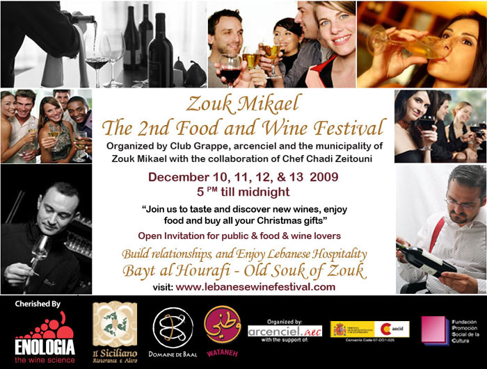 The 2nd Food & Wine Festival