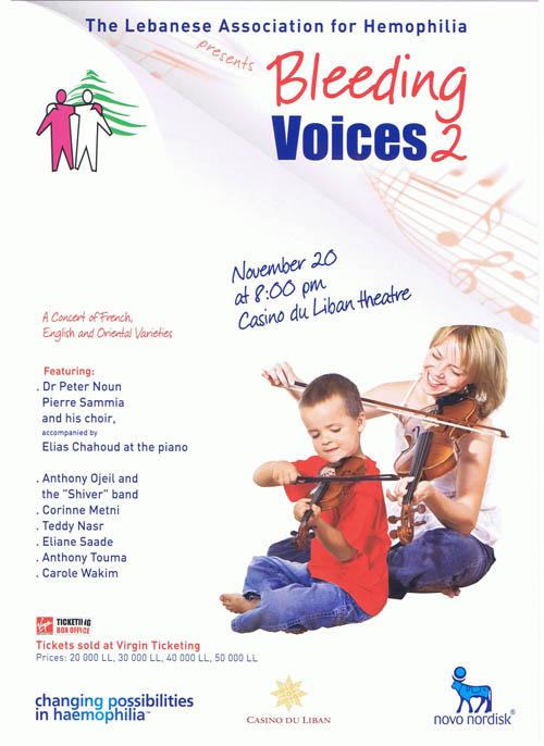 Bleeding Voices 2