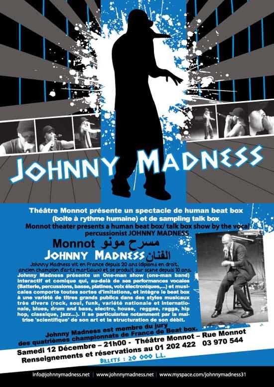 Johnny Madness