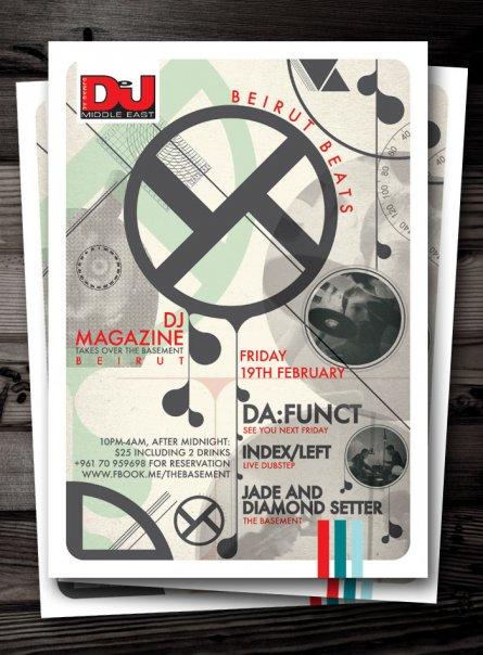 Beirut Beats – DJ Magazine takes over The Basement, Beirut