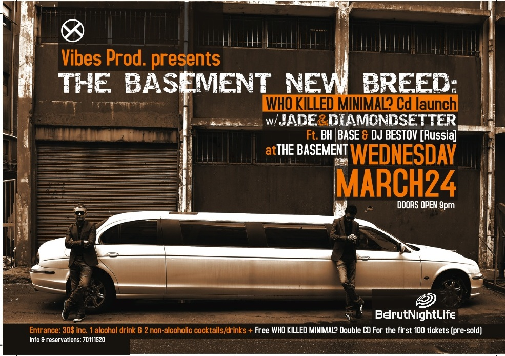 The Basement New Breed: Who Killed Minimal?