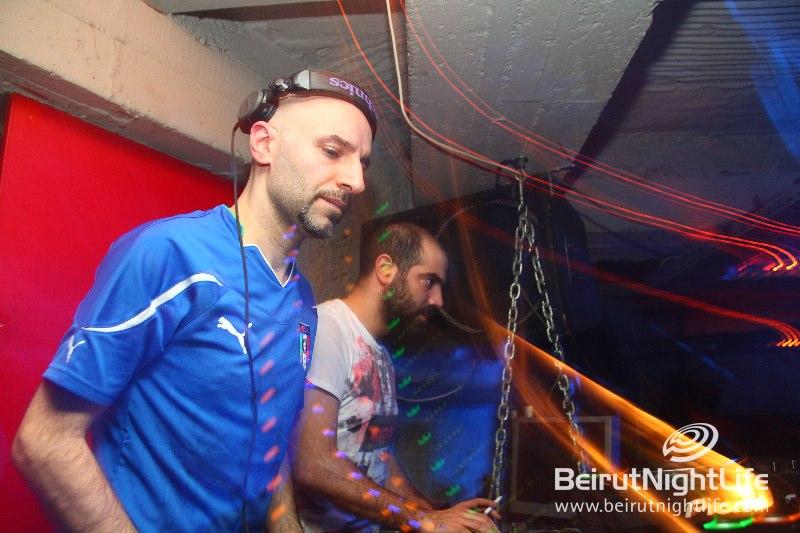 Fady Ferraye at the Basement- Beirut