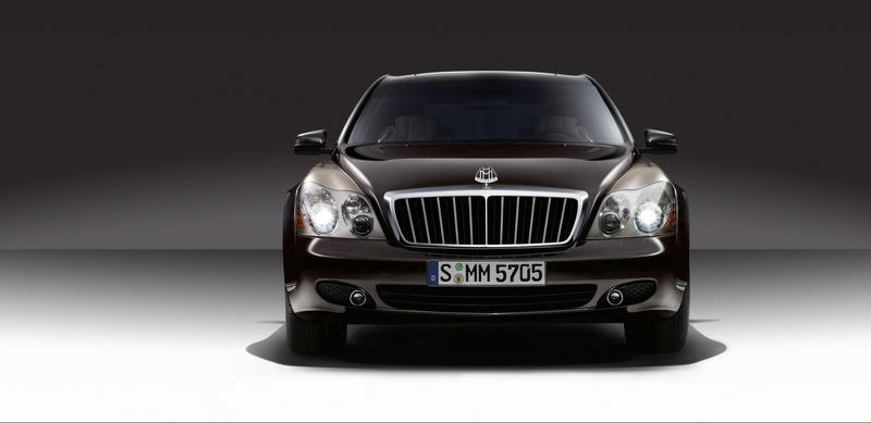 The new Maybach Zeppelin: The reincarnation of an automotive legend