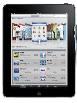 iPad-The New Craze