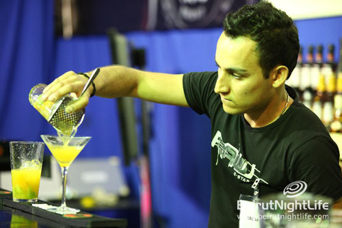 HORECA 2010- Bartenders Competition Day 1