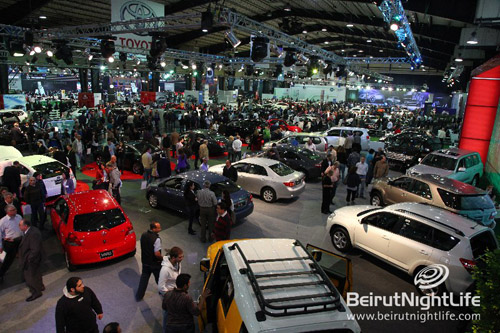 Lebanon Motor Show 2010