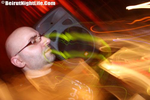 Fady Ferraye: Double Effect CD launch at THE BASEMENT