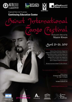 Beirut International Tango Festival